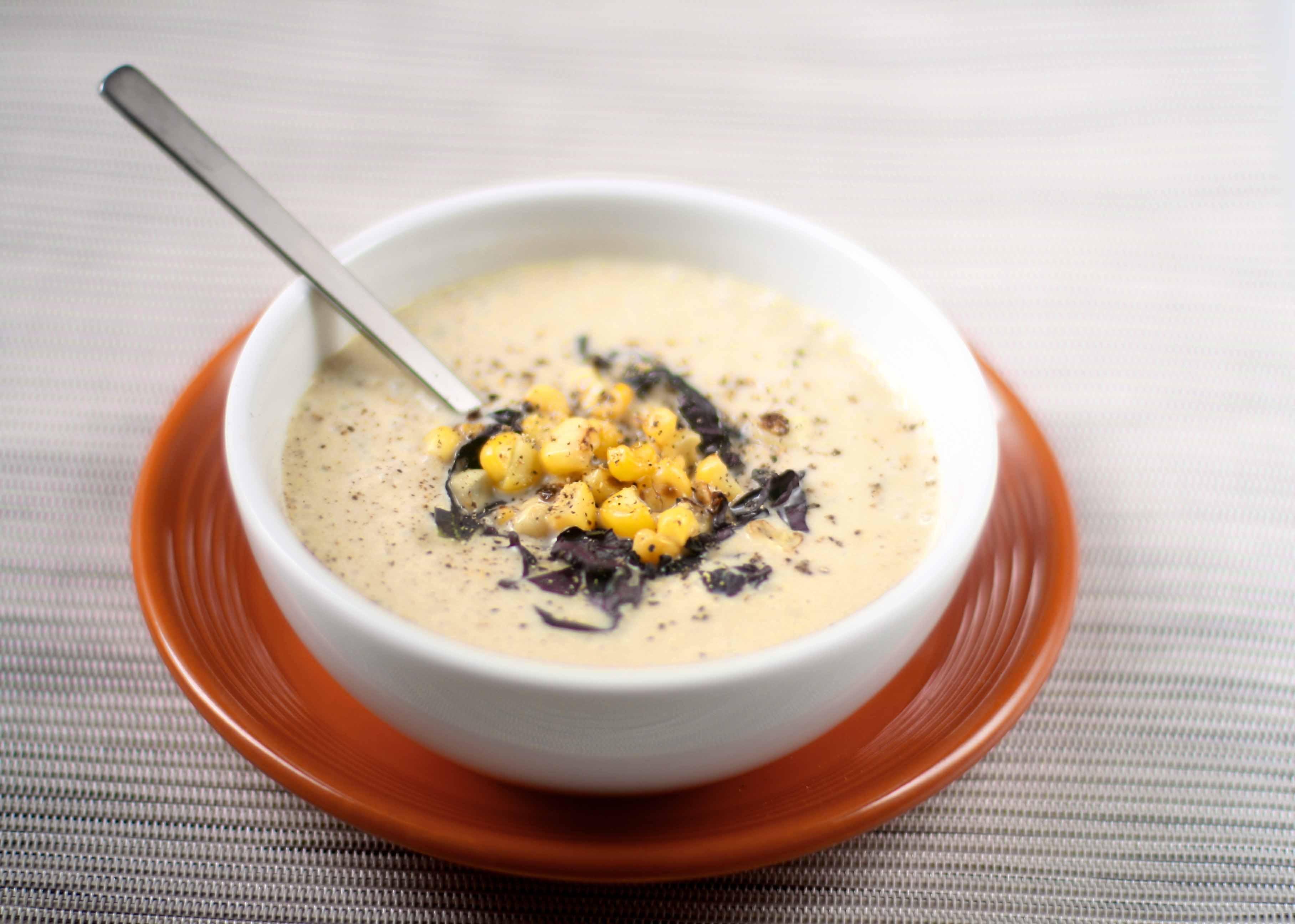 ซุปข้าวโพด – Corn Soup
