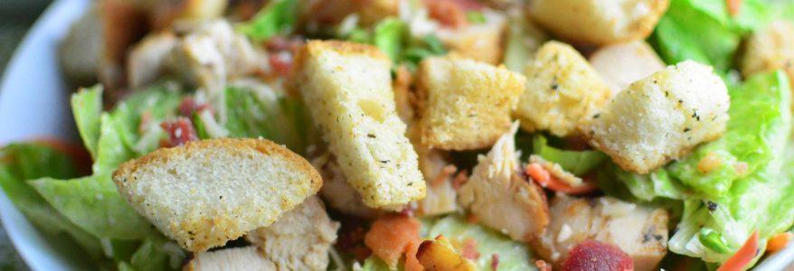 ซีซาร์สลัด – Caesar Salad